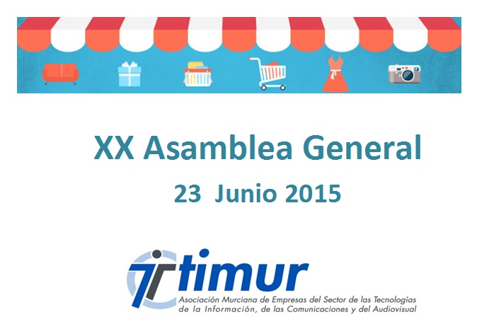 XX Asamblea General – 23 Junio 2015