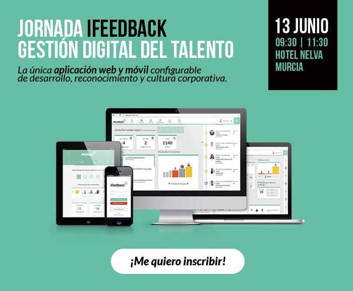 INFORGES ORGANIZA LA JORNADA IFEEDBACK: GESTIÓN DIGITAL DEL TALENTO