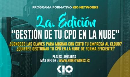 2ª EDICIÓN JORNADAS FORMATIVAS KIO NETWORKS