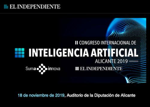 TIMUR COLABORA EN EL II CONGRESO INTERNACIONAL DE INTELIGENCIA ARTIFICIAL DE ALICANTE