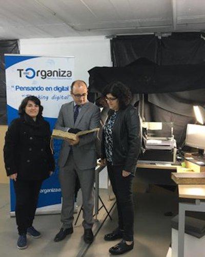 T-ORGANIZA EN LA JORNADA CARMESI SOBRE PATRIMONIO DIGITAL