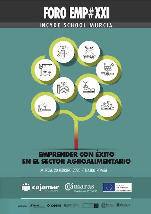 TIMUR COLABORA EN EL FORO EMP#XXI SOBRE EMPRENDER CON ÉXITO EN EL SECTOR AGROALIMENTARIO