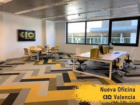 KIO NETWORKS ESPAÑA INAUGURA NUEVA OFINA EN VALENCIA Y LANZA SU SERVICIO VDC+