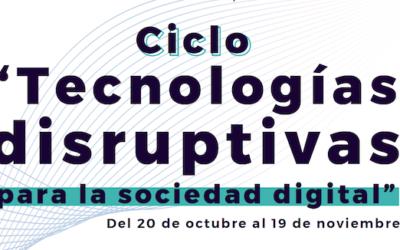 TIMUR COLABORA CON LA FUNDACIÓN INTEGRA EN EL CICLO DE SEMINARIOS SOBRE TECNOLOGÍAS DISRUPTIVAS