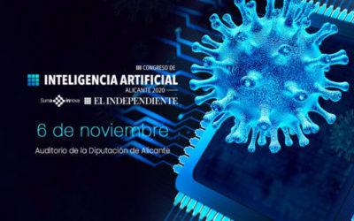 TIMUR COLABORA EN EL III CONGRESO INTERNACIONAL DE INTELIGENCIA ARTIFICIAL DE ALICANTE