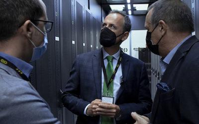 LA COMUNIDAD AUTONOMA DE LA REGION DE MURCIA MANTENDRA SUS SISTEMAS INFORMATICOS EN EL DATA CENTER DE KIO NETWORKS